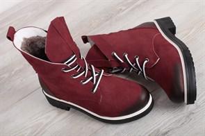 Ботинки - фото 8821