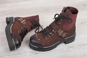 Ботинки 22-345-556 - фото 8840