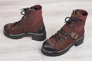 Ботинки 22-345-556 - фото 8841