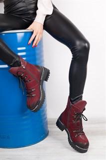 Ботинки 5151-R389 BORDO - фото 8850