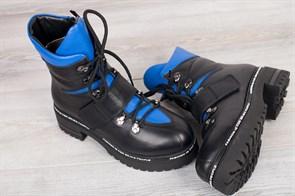 Ботинки 709-01 SUET - фото 8875