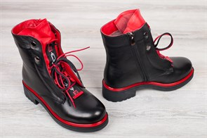 Ботинки 5212-R600-08 SIYAH - фото 8905