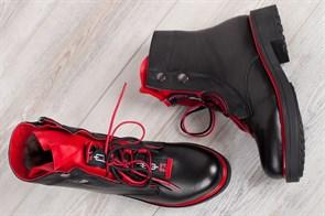 Ботинки 5212-R600-08 SIYAH - фото 8906