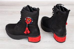 Ботинки 85-208 - фото 8973