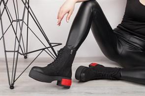Ботинки 5246-R044-08 SIYAH - фото 8984