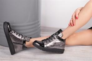 Ботинки 354-30-58мех - фото 9043