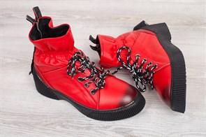Ботинки 5100-9мех - фото 9214