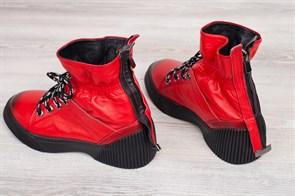 Ботинки 5100-9мех - фото 9219