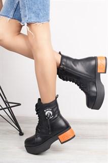 Ботинки 5254-R002-06 SIYAH - фото 9615