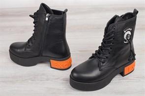 Ботинки 5254-R002-06 SIYAH - фото 9628
