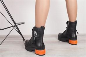 Ботинки 5254-R002-06 SIYAH - фото 9634