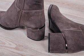 Ботинки 5043-R051-01 BORDO - фото 9655