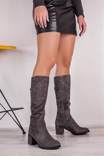 Ботинки 5043-R051-01 BORDO - фото 9657
