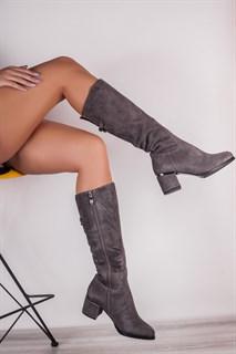 Ботинки 5043-R051-01 BORDO