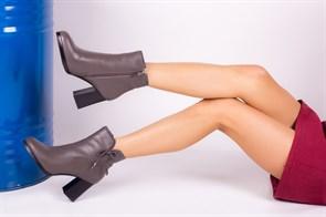 Ботинки 5143-R045 KAHVE