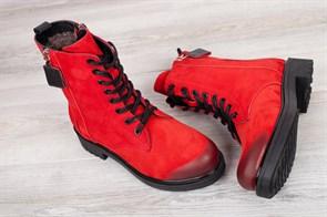 Ботинки 5143-R047 KHAKI - фото 9683