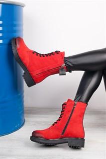Ботинки 5254-R001-02 BEYAZ - фото 9687