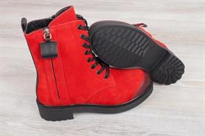 Ботинки 5254-R001-02 BEYAZ - фото 9688