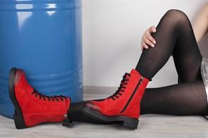 Ботинки 12401-555мех - фото 9694