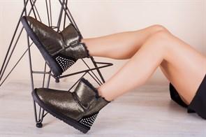 Ботинки 601-50мех - фото 9709