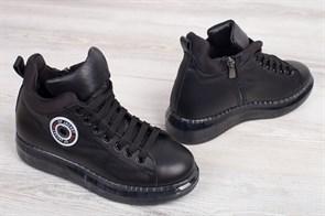Ботинки 5100-5мех - фото 9743