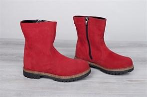 Ботинки 5248-R1109 KIRMIZI