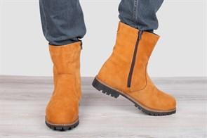 Ботинки 5202-R1276 KHAKI