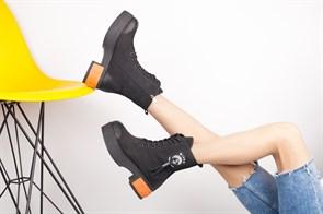 Ботинки 5202-R1276 KHAKI - фото 9790