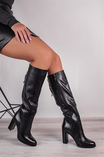 Ботинки 07-D1мех - фото 9843