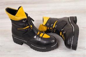 Ботинки 5151-R1105 SIYAH - фото 9873
