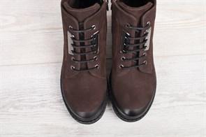 Ботинки 5254-R002-06 SIYAH - фото 9913