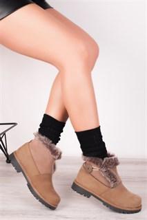 Ботинки 5220-R1257 BEJ - фото 9930
