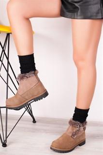 Ботинки 749-06мех - фото 9934