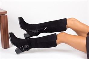 Ботинки 354-30-58мех - фото 9982