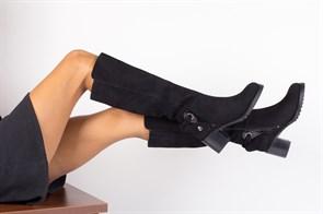 Ботинки 354-30-58мех - фото 9983